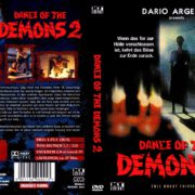 Dämonen 2 - Dance of the Demons 2 (1986) R2 GERMAN Cover