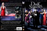 Dark Shadows (2012) R1 Custom Cover
