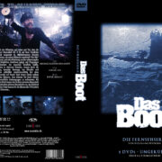 Das Boot – Die TV-Serie (1981) R2 GERMAN Custom Cover
