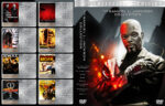 The Samuel L. Jackson Collection 1 (1996-2008) R1 Custom Cover