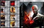 The Samuel L. Jackson Collection 1 (1996-2008) R1 Custom Cover