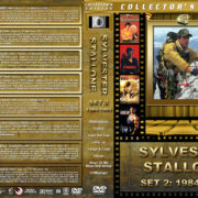 Sylvester Stallone Collection – Set 2 (1984-1993) R1 Custom Cover