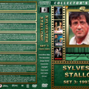 Sylvester Stallone Collection – Set 3 (1993-2001) R1 Custom Cover