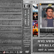 Sylvester Stallone Collection – Set 4 (2002-2014) R1 Custom Cover