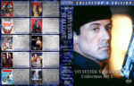Sylvester Stallone Collection – Set 1 (10) (1975-1993) R1 Custom Cover