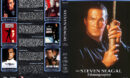 The Steven Seagal Filmography - Set 1 (1988-1994) R1 Custom Cover