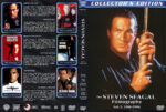 The Steven Seagal Filmography – Set 1 (1988-1994) R1 Custom Cover