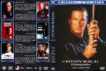 The Steven Seagal Filmography – Set 1 (1988-1994) R1 Custom Cover