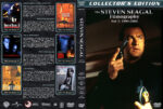 The Steven Seagal Filmography – Set 2 (1995-2001) R1 Custom Cover