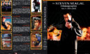 The Steven Seagal Filmography - Set 3 (2001-2004) R1 Custom Cover
