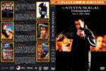 The Steven Seagal Filmography – Set 3 (2001-2004) R1 Custom Cover
