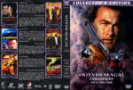 The Steven Seagal Filmography – Set 4 (2004-2006) R1 Custom Cover