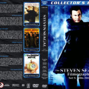 The Steven Seagal Filmography – Set 5 (2006-2008) R1 Custom Cover