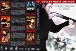 The Steven Seagal Filmography – Set 6 (2008-2010) R1 Custom Cover