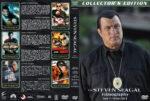 The Steven Seagal Filmography – Set 7 (2010-2011) R1 Custom Cover
