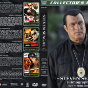 The Steven Seagal Filmography – Set 7 (2010-2011) R1 Custom Cover