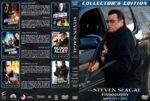 The Steven Seagal Filmography – Set 8 (2011-2012) R1 Custom Cover