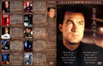 Steven Seagal Collection (10) (1988-2001) R1 Custom Cover