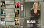 Sharon Stone Collection – Set 4 (2003-2012) R1 Custom Covers