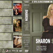 Sharon Stone Collection - Set 4 (2003-2012) R1 Custom Covers