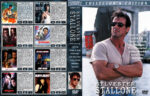 Sylvester Stallone – Collection 1 (8) (1986-1996) R1 Custom Cover