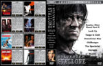 Sylvester Stallone – Collection 2 (8) (1985-2008) R1 Custom Cover