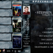 A Stephen King Collection (6) (1976-2006) R1 Custom Cover