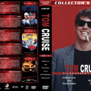 Tom Cruise Filmography – Set 1 (1981-1983) R1 Custom Covers