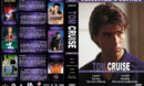 Tom Cruise Filmography - Set 2 (1986-1989) R1 Custom Covers