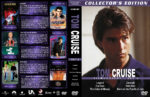 Tom Cruise Filmography – Set 2 (1986-1989) R1 Custom Covers
