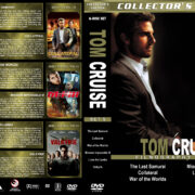 Tom Cruise Filmography – Set 5 (2003-2008) R1 Custom Covers