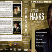 A Tom Hanks Film Collection – Set 4 (1998-2004) R1 Custom Covers