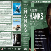A Tom Hanks Film Collection – Set 5 (2004-2013) R1 Custom Covers