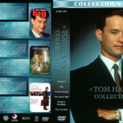 A Tom Hanks Colection (6) (1987-2004) R1 Custom Covers