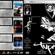 Tupac Collection (6) (1992-1997) R1 Custom Covers