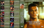 The Van Damme Collection – Volume 1 (1986-1993) R1 Custom Cover