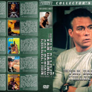 The Van Damme Collection – Volume 2 (1994-1999) R1 Custom Cover