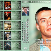 The Van Damme Collection - Volume 3 (2001-2009) R1 Custom Cover