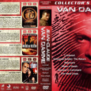 Jean-Claude Van Damme Collection (6) (1990-2006) R1 Custom Cover
