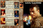 Jean-Claude Van Damme Collection (6) (1988-2003) R1 Custom Covers