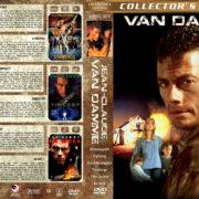 Jean-Claude Van Damme Collection (6) (1988-2003) R1 Custom Covers