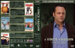 A Vince Vaughn Collection (5) (2004-2011) R1 Custom Covers