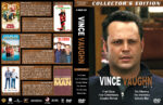Vince Vaughn Collection – Set 2 (2007-2013) R1 Custom Covers