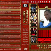 Wesley Snipes Collection (10) (1991-1997) R1 Custom Cover