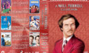 A Will Ferrell Collection 1 (1998-2008) R1 Custom Covers
