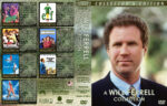 A Will Ferrell Collection (7) (1998-2007) R1 Custom Cover