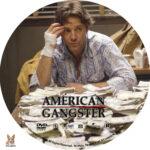 American Gangster (2007) R1 Custom Labels