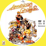 American Graffiti (1973) R1 Custom Label