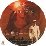 An Officer and a Gentleman (1999) R1 Custom Label