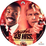 Another 48 Hrs. (1998) R1 Custom Label